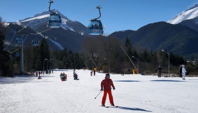 Revelion la ski