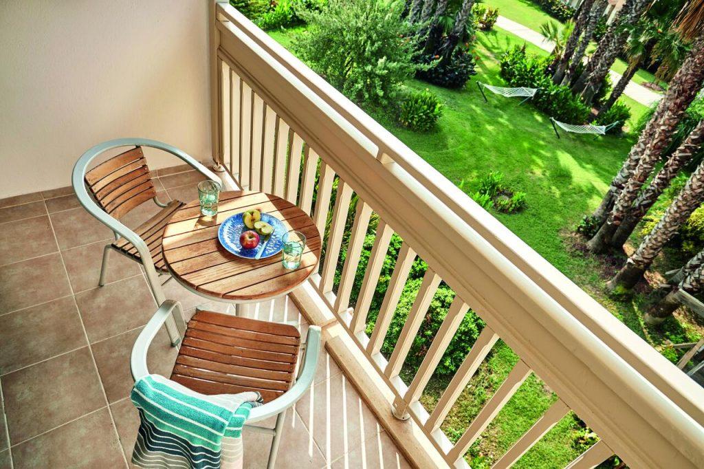 Aqua Fantasy camera balcon