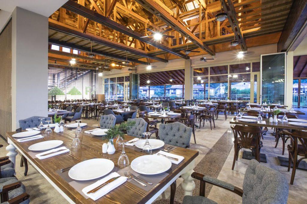 Aqua Fantasy restaurant
