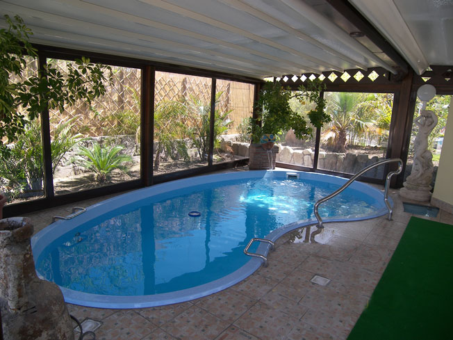 la villa ischia piscine