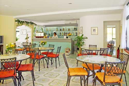 la villa ischia restaurant