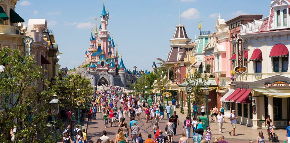 Bilete parc Disneyland